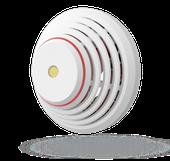 SD-283ST Kombinovaný detektor dymu a teploty so sirénou - drôtový - Jablotron