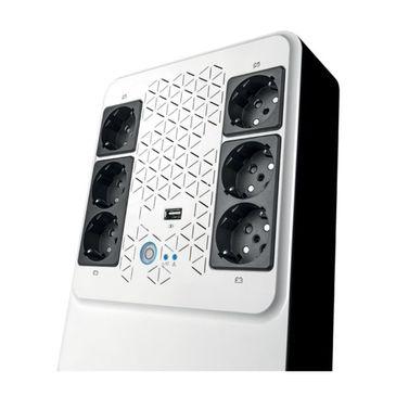 UPS KEOR MP 600VA FR USB 4+2 Legrand
